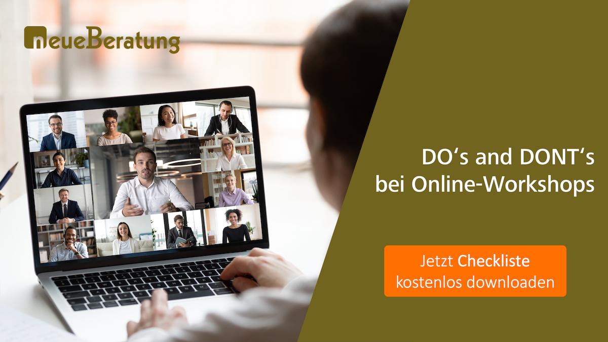 Dos and Donts Online Workshop